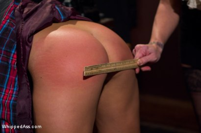 Photo number 9 from The Professor's Wife shot for Whipped Ass on Kink.com. Featuring Felony and Adrianna Luna in hardcore BDSM & Fetish porn.
