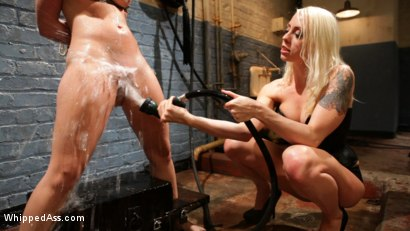 Photo number 12 from Popping her lesbian cherry! shot for whippedass on Kink.com. Featuring Lorelei Lee and Remy LaCroix in hardcore BDSM & Fetish porn.
