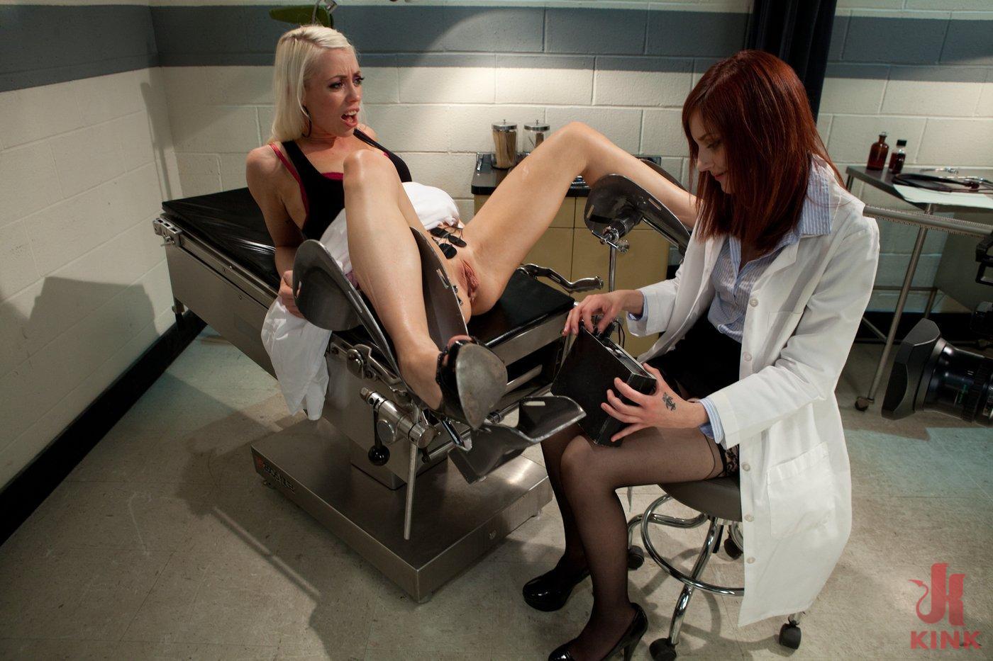 Секс фото из гинекологического кресла, большие задницы и голые пизды