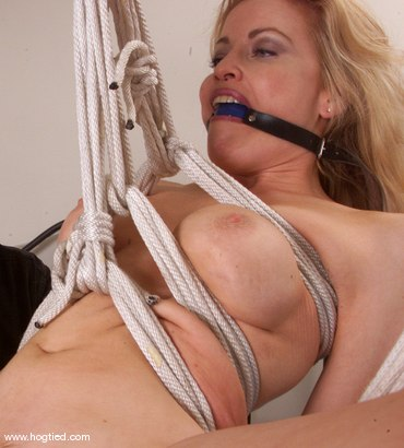 Photo number 6 from Sadie Belle shot for Hogtied on Kink.com. Featuring Sadie Belle in hardcore BDSM & Fetish porn.