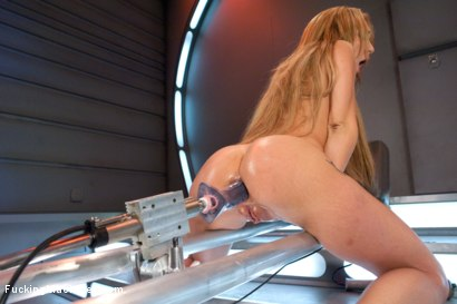 Photo number 8 from The Yes Girl: Amy Brooke and Her Bottomless Quest for Orgasms shot for Fucking Machines on Kink.com. Featuring Amy Brooke in hardcore BDSM & Fetish porn.