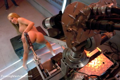 Photo number 11 from The Yes Girl: Amy Brooke and Her Bottomless Quest for Orgasms shot for Fucking Machines on Kink.com. Featuring Amy Brooke in hardcore BDSM & Fetish porn.