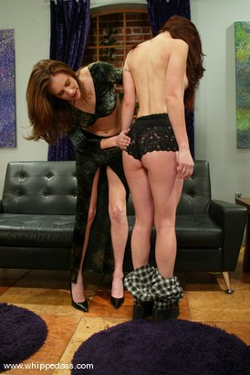 Photo number 2 from Carly and Audrey Leigh shot for Whipped Ass on Kink.com. Featuring Carly and Audrey Leigh in hardcore BDSM & Fetish porn.