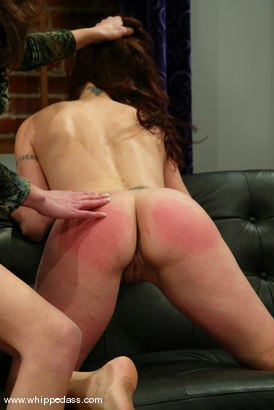 Photo number 4 from Carly and Audrey Leigh shot for Whipped Ass on Kink.com. Featuring Carly and Audrey Leigh in hardcore BDSM & Fetish porn.