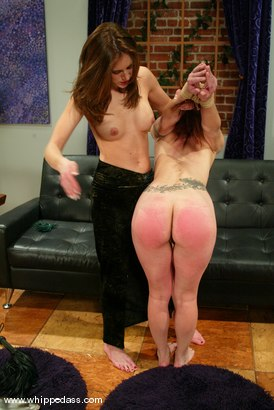 Photo number 9 from Carly and Audrey Leigh shot for Whipped Ass on Kink.com. Featuring Carly and Audrey Leigh in hardcore BDSM & Fetish porn.