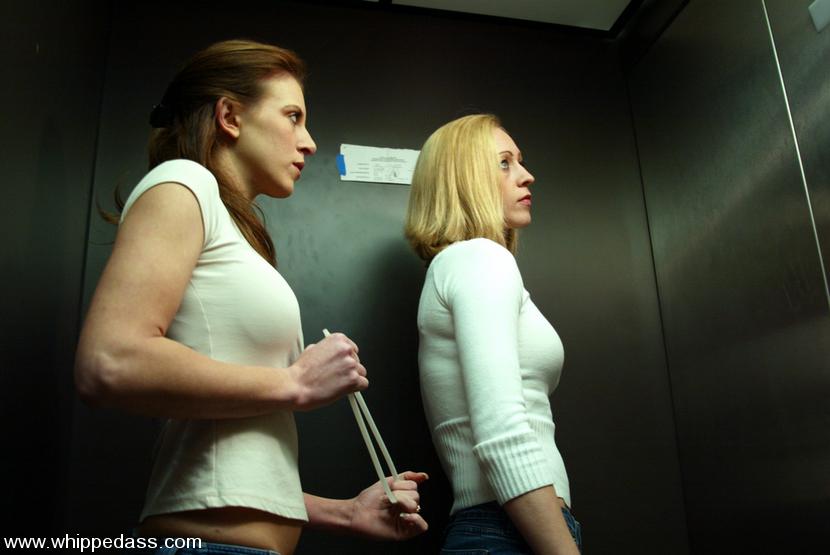 Cloe Hart and Audrey Leigh