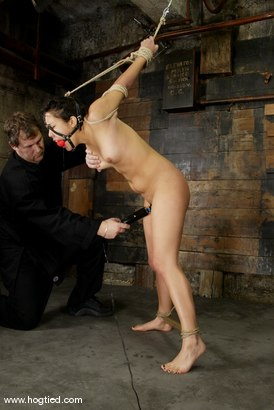 Photo number 5 from Maya shot for Hogtied on Kink.com. Featuring Maya in hardcore BDSM & Fetish porn.