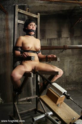 Photo number 7 from Maya shot for Hogtied on Kink.com. Featuring Maya in hardcore BDSM & Fetish porn.