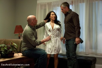 Photo number 1 from Sex Scandal: Asa Akira shot for Sex And Submission on Kink.com. Featuring Asa Akira, Mark Davis and Mick Blue in hardcore BDSM & Fetish porn.