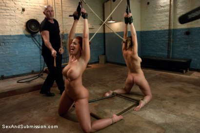 Photo number 5 from Slut Connection shot for Sex And Submission on Kink.com. Featuring Kelly Divine, Mark Davis and Audrey Rose in hardcore BDSM & Fetish porn.