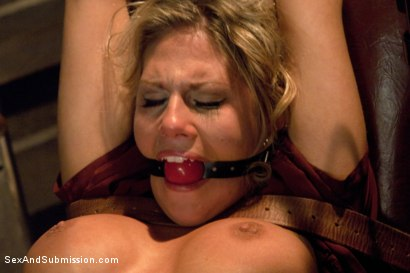 Photo number 3 from American Whore Story shot for Sex And Submission on Kink.com. Featuring Charisma Cappelli and James Deen in hardcore BDSM & Fetish porn.