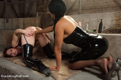 Photo number 7 from Extreme Anal Fisting: Sarah Shevon shot for Everything Butt on Kink.com. Featuring Isis Love, Mickey Mod and Sarah Shevon in hardcore BDSM & Fetish porn.