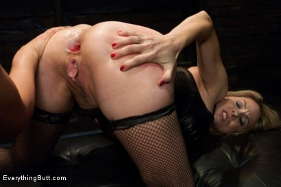Photo number 7 from MILF Anal Domination shot for Everything Butt on Kink.com. Featuring Krissy Lynn, Angela Attison and Mickey Mod in hardcore BDSM & Fetish porn.