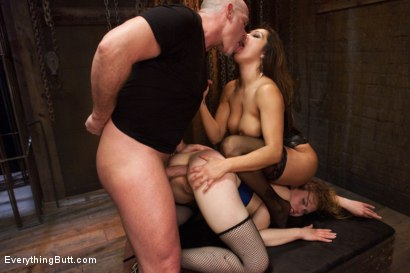 Photo number 12 from Russian Butt Slut shot for Everything Butt on Kink.com. Featuring Francesca Le , Mark Davis and Sasha Swift in hardcore BDSM & Fetish porn.
