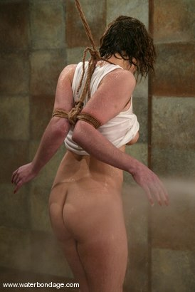 Photo number 2 from Brooke Bound shot for Water Bondage on Kink.com. Featuring Brooke Bound in hardcore BDSM & Fetish porn.