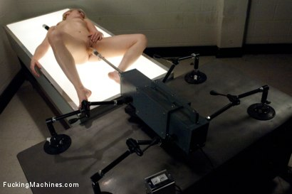 Photo number 14 from Bonus Update: A Little Pussy Goes A Long Way shot for Fucking Machines on Kink.com. Featuring Ash Hollywood in hardcore BDSM & Fetish porn.