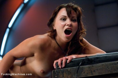 Photo number 2 from Total Anal Annihilation: Gaping for Days from Sex Machine Fucking shot for Fucking Machines on Kink.com. Featuring Alysa in hardcore BDSM & Fetish porn.