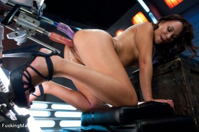 Photo number 3 from Total Anal Annihilation: Gaping for Days from Sex Machine Fucking shot for Fucking Machines on Kink.com. Featuring Alysa in hardcore BDSM & Fetish porn.