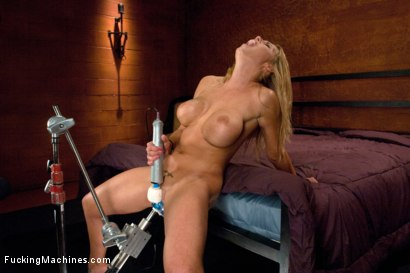 Photo number 3 from A Roman Candle with Boobs: She is SO HOT Fucking a Machine it is Criminal shot for Fucking Machines on Kink.com. Featuring Charisma Cappelli in hardcore BDSM & Fetish porn.