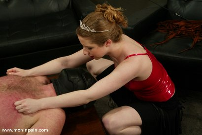 Photo number 4 from Princess Kali and Slave shot for Men In Pain on Kink.com. Featuring Princess Kali and Slave in hardcore BDSM & Fetish porn.