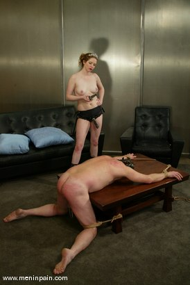 Photo number 7 from Princess Kali and Slave shot for Men In Pain on Kink.com. Featuring Princess Kali and Slave in hardcore BDSM & Fetish porn.