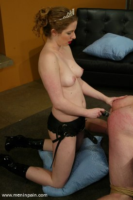 Photo number 12 from Princess Kali and Slave shot for Men In Pain on Kink.com. Featuring Princess Kali and Slave in hardcore BDSM & Fetish porn.