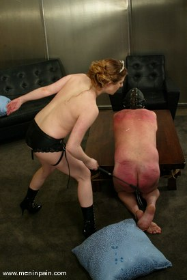 Photo number 10 from Princess Kali and Slave shot for Men In Pain on Kink.com. Featuring Princess Kali and Slave in hardcore BDSM & Fetish porn.