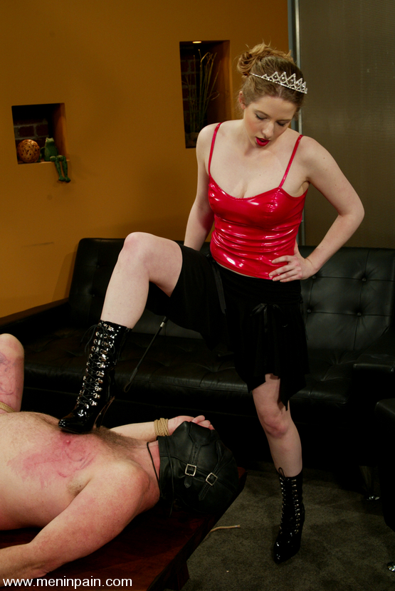 Princess Kali and Slave