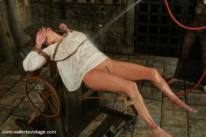 Photo number 2 from Sasha Sparks shot for Water Bondage on Kink.com. Featuring Sasha Sparks in hardcore BDSM & Fetish porn.