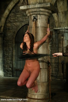 Photo number 5 from Sasha Sparks shot for Water Bondage on Kink.com. Featuring Sasha Sparks in hardcore BDSM & Fetish porn.