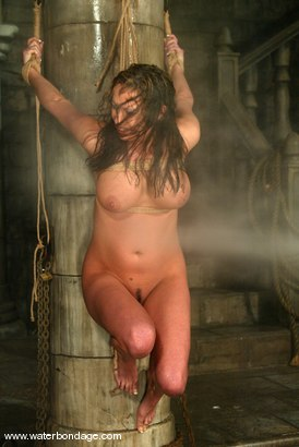 Photo number 6 from Sasha Sparks shot for Water Bondage on Kink.com. Featuring Sasha Sparks in hardcore BDSM & Fetish porn.