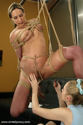Photo number 14 from Sasha Sparks shot for Wired Pussy on Kink.com. Featuring Sasha Sparks in hardcore BDSM & Fetish porn.