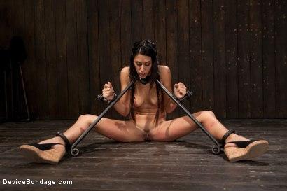 Photo number 1 from Bountiful Orgasms with Brutal Bondage shot for Device Bondage on Kink.com. Featuring Lyla Storm in hardcore BDSM & Fetish porn.