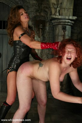 Photo number 13 from Kym Wilde and Venus May shot for Whipped Ass on Kink.com. Featuring Venus May and Kym Wilde in hardcore BDSM & Fetish porn.