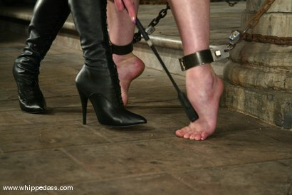 Photo number 4 from Kym Wilde and Venus May shot for Whipped Ass on Kink.com. Featuring Venus May and Kym Wilde in hardcore BDSM & Fetish porn.