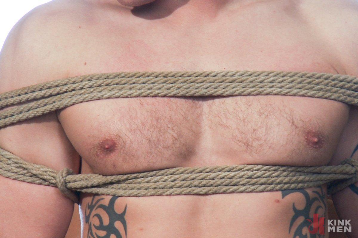 Photo number 4 from Trent Diesel's Orgasmic Adventure shot for Men On Edge on Kink.com. Featuring Trent Diesel in hardcore BDSM & Fetish porn.