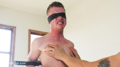 Photo number 2 from Drake Wild - Hot Straight Stud shot for Men On Edge on Kink.com. Featuring Drake Wild in hardcore BDSM & Fetish porn.