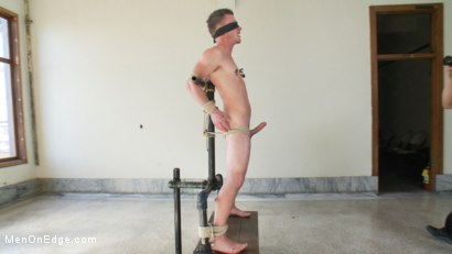 Photo number 4 from Drake Wild - Hot Straight Stud shot for Men On Edge on Kink.com. Featuring Drake Wild in hardcore BDSM & Fetish porn.
