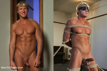 Gavin Waters - Blond Surfer Stud