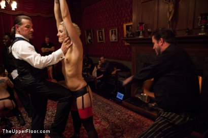 Photo number 29 from House Party: Stretching pussy shot for The Upper Floor on Kink.com. Featuring Mickey Mod, Dylan Ryan, Bobby Bends, Krysta Kaos and Odile in hardcore BDSM & Fetish porn.