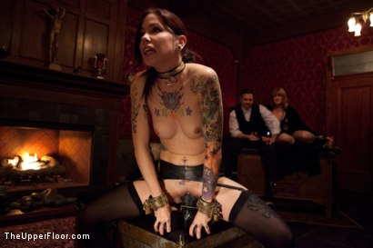 Photo number 32 from House Party: Stretching pussy shot for The Upper Floor on Kink.com. Featuring Mickey Mod, Dylan Ryan, Bobby Bends, Krysta Kaos and Odile in hardcore BDSM & Fetish porn.