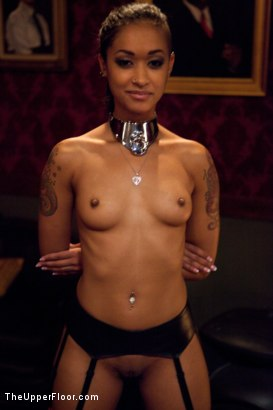 Photo number 1 from Restriction Lifted shot for The Upper Floor on Kink.com. Featuring Skin Diamond, Krysta Kaos, Dylan Ryan, Marco Banderas, Maestro Stefanos and The Pope in hardcore BDSM & Fetish porn.