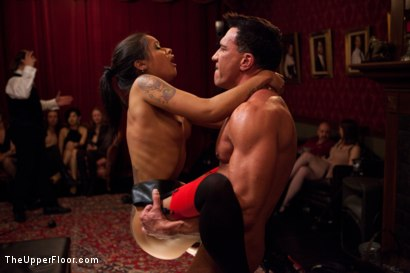 Photo number 30 from Restriction Lifted shot for The Upper Floor on Kink.com. Featuring Skin Diamond, Krysta Kaos, Dylan Ryan, Marco Banderas, Maestro Stefanos and The Pope in hardcore BDSM & Fetish porn.