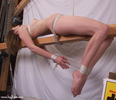 Photo number 8 from Molly Matthews shot for Hogtied on Kink.com. Featuring Molly Matthews in hardcore BDSM & Fetish porn.