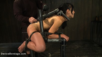 Photo number 1 from Every last orgasm will be had - a bondage crusade shot for Device Bondage on Kink.com. Featuring Tia Ling and Isis Love in hardcore BDSM & Fetish porn.