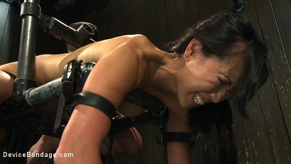 Photo number 6 from Every last orgasm will be had - a bondage crusade shot for Device Bondage on Kink.com. Featuring Tia Ling and Isis Love in hardcore BDSM & Fetish porn.