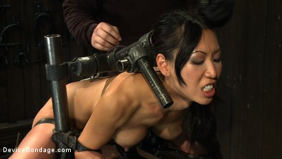Photo number 3 from Every last orgasm will be had - a bondage crusade shot for Device Bondage on Kink.com. Featuring Tia Ling and Isis Love in hardcore BDSM & Fetish porn.