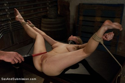 Photo number 12 from Peeping Tom gets Revenge on Busty Blonde shot for Sex And Submission on Kink.com. Featuring Mark Davis and Penny Pax in hardcore BDSM & Fetish porn.