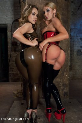 Photo number 1 from Anal Sluts: Amy Brooke and Kristina Rose shot for Everything Butt on Kink.com. Featuring Kristina Rose, Mick Blue and Amy Brooke in hardcore BDSM & Fetish porn.