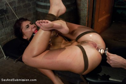 Photo number 8 from I am a Sex Slave shot for Sex And Submission on Kink.com. Featuring James Deen and Cassandra Nix in hardcore BDSM & Fetish porn.